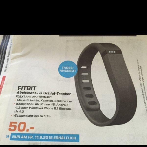 [Lokal Dortmund] Fitbit Flex für 50€ - Idealo ab 69€ - nur am 11.9