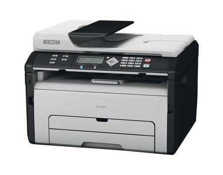 Ricoh SP204SFNW Laser Multifunktionsdrucker mit WLAN