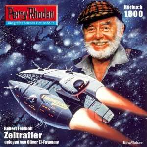 [Audible] Hörbuch Zeitraffer (Perry Rhodan 1800)