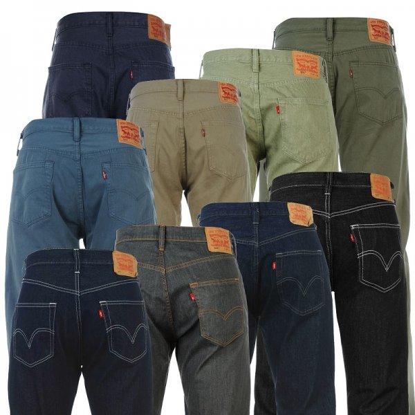 [eBay DE] Levis 501 Jeans Original Fit in vielen Farben und Größen für 49,41€