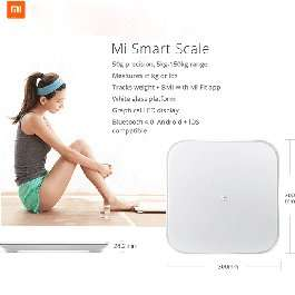 [ABGELAUFEN] Xiaomi Mi Smart Scale Bluetooth Waage @ Geekvida [Versand aus DE] für 33,99€