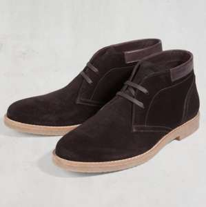 Strellson New Howard Desert Boot Braun/ Blau