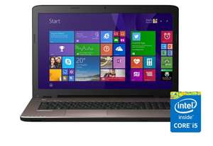 "Medion Akoya E7416 - 17,3"" HD+, Core™ i5, 4GB Ram, 500GB HDD, Wlan ac, Bluetooth 4.0, HDMI, Windows 10 (B-Ware) für 379,99€ @ebay"