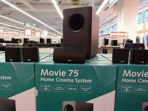Canton Movie 75 Surround System @Media Markt in Pasching