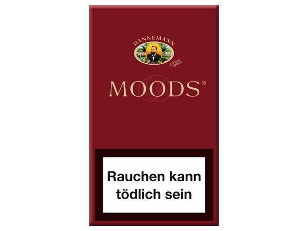 [ Dannemann ] Gratis Moods - Päckchen / 3 Zigarillos / Genußprobe