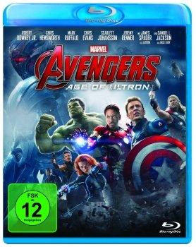 [alphamovies] AVENGERS - AGE OF ULTRON [BLU-RAY] 13.94€