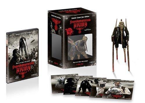 [MediaDealer] Frankenstein's Army - Limited Uncut Fan-Edition [DVD + Blu-ray] [Limited Edition] für 18.99€ inc.Versand