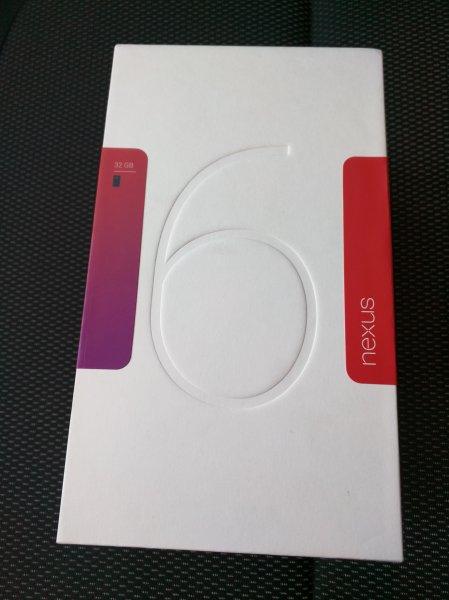 (lokal) Nexus 6 32 GB im Media-Markt Ulm für Euro 350