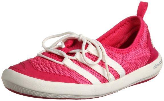 Adidas Boat Sleek climacool Größe 9, Pink@SchuhXL, Newslettergutschein über 5 €