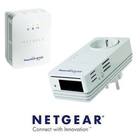 Netgear Powerline 500 + WLAN-Adapter Accesspoint (XWNB5602)