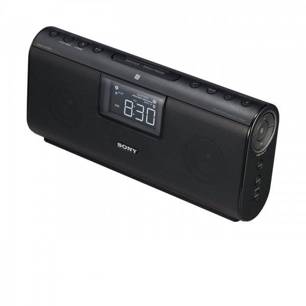 [Amazon England] Sony ICF-CS20BT Uhren-Radio mit Bluetooth/NFC schwarz für 52€