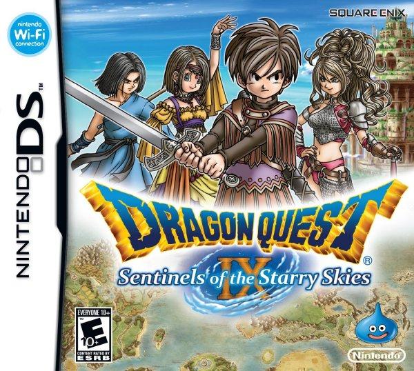 (NDS/Amazon) Dragon Quest IX Sentinels of Starry Skies für 4,98 € aus UK