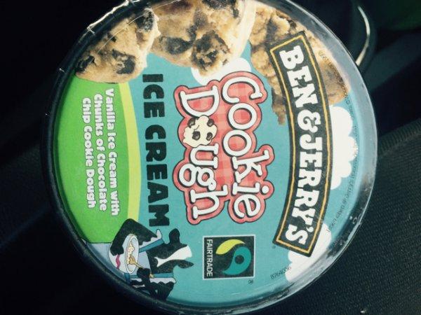 Ben&Jerry's Cookie Dough Ice Cream (500ml) für nur 3,11€!!! bei Netto (ohne Hund) in Osnabrück