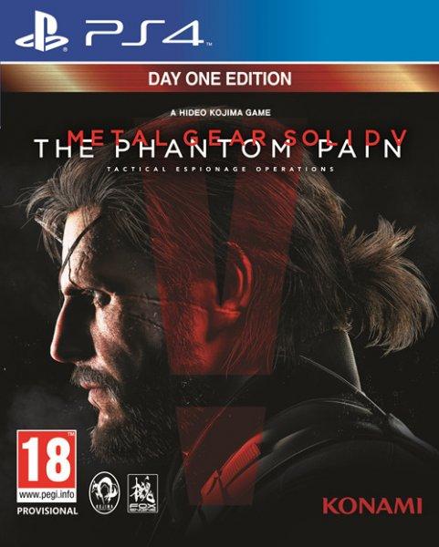 Metal Gear Solid 5 (PS4) für ca. 51€ inkl. Versand aus England