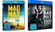 [Blu-ray] Mad Max Trilogie + Fury Road 3D 38,88€ / Der Herr der Ringe - Die Spielfilm Trilogie - Special Extended Edition 37,88€ (durch neuen 4€ Gutschein) @ Alphamovies