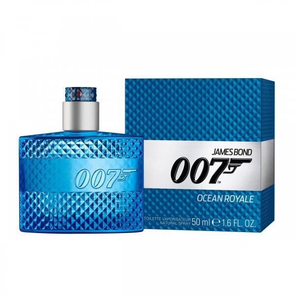 James Bond 007 Ocean Royale Eau de Toilette Natural Spray 50 ml