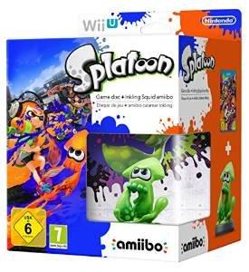 [Wii U] Splatoon Special Edition inkl. Amiibo für 53,12 € @Amazon.fr/es...