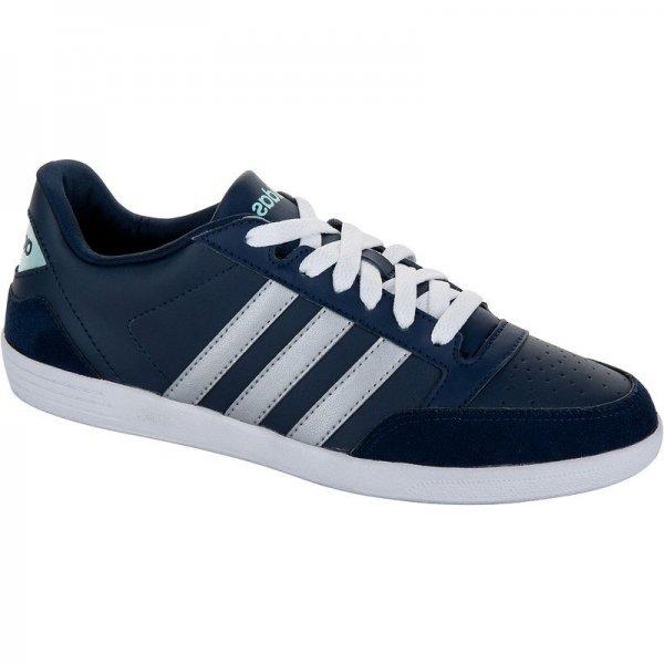 Adidas Neo Hoops für Damen: Blau in fast allen Größen 29,90 Euro (VGP 45-50 Euro) bei Decoathon (offline & online)