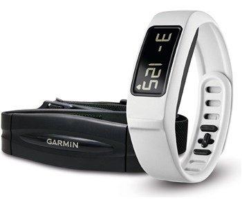 Garmin Vivofit 2 (weiß) mit Brustgurt