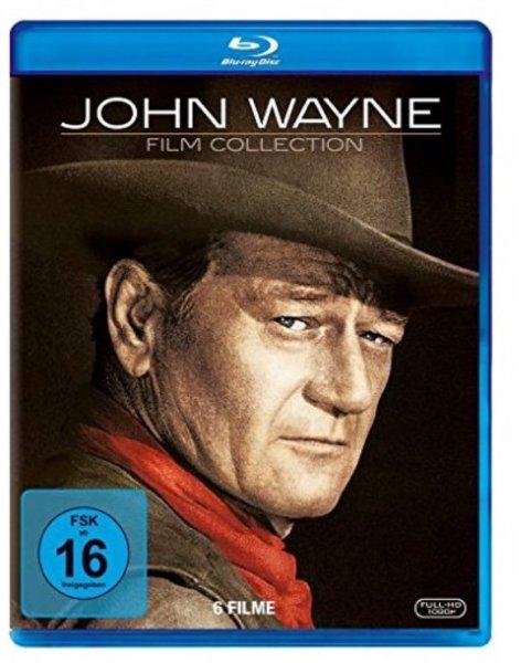 John Wayne Collection 6Disc Blu Ray bei Amazon - 13,44 Euro