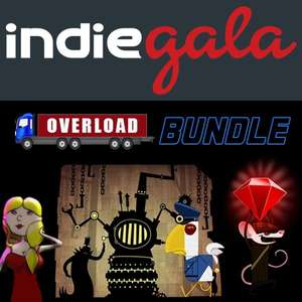 [STEAM] Overload bundle @ Indie Gala