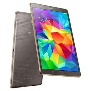 Samsung Galaxy Tab S 8.4 LTE 16GB bronze für 296,16 € @ notebooksbilliger.de (mit 15 € PayPal-GS für 281,16 €)