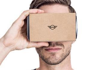 Gratis VR Cardboard von MINI