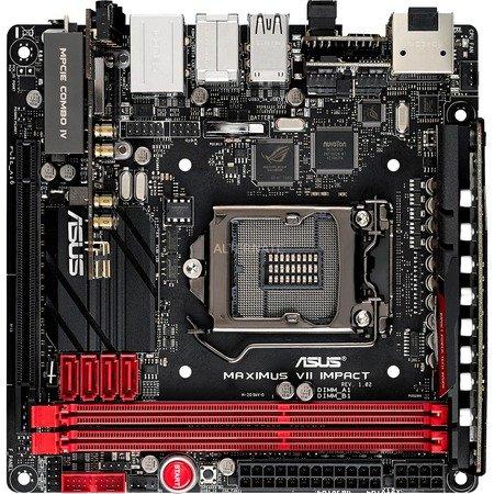 [ZackZack] ASUS ROG Maximus VII Impact Z97 Mini-ITX Mainboard für effektiv 119,90€