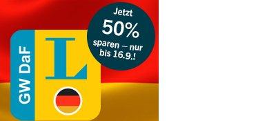 [Play Store/iOS]German Learner's Dictionary für 9,99 €