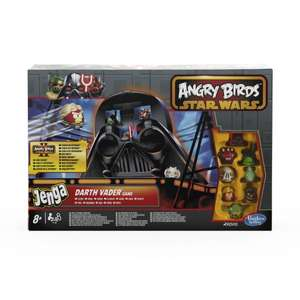 Hasbro A4805E24 - Angry Birds Star Wars Jenga Rise of Darth Vader Spiel für nur 8,95€ inkl. Versand!