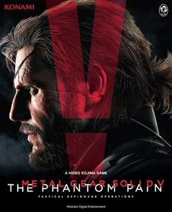 [Steam] Metal Gear Solid V The Phantom Pain RU VPN MGS 5