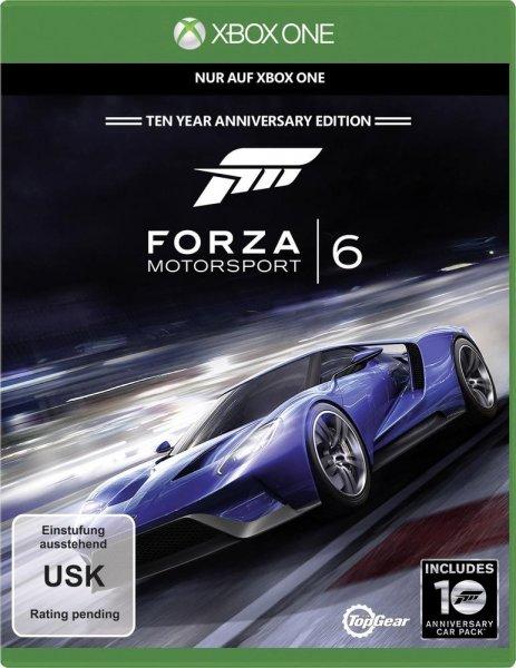 [Digitalo] Forza 6 XBOX One - mit Gutschein für 44,39 inkl. Versandkosten +3% Qipu