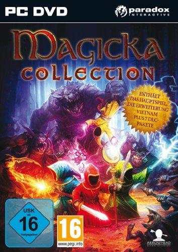 [STEAM] Magicka Collection @ Nuuvem