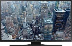 Samsung UE48JU6470 121 cm (48 Zoll) 4K UHD LED-TV, 900 PQI, Triple Tuner, Smart TV, WLAN, Quad Core, USB-Recording@Alternate