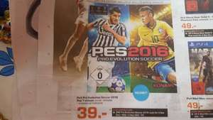 Pro Evolution Soccer 2016 Ps4 & Xbox one Lokal Aachen
