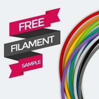 50gr 3D-Drucker Filament Sample Gratis