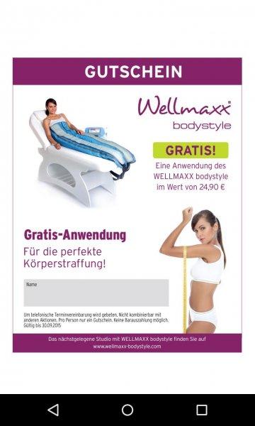 Wellmaxx Bodystyle Gutschein