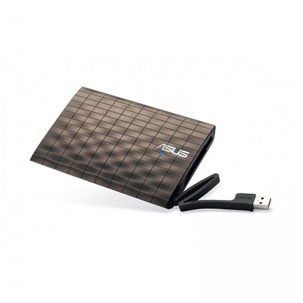 Externe Festplatte 500 GB Asus FlexSlim 2,5'' / USB 2.0 / 35,70€