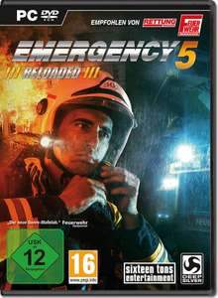 Emergency 5 DELUXE PC Steam EU Key