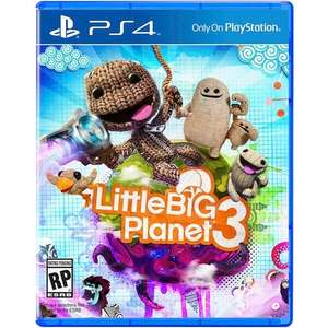 [eBay] Little Big Planet 3 [PS 4] für 15,90€