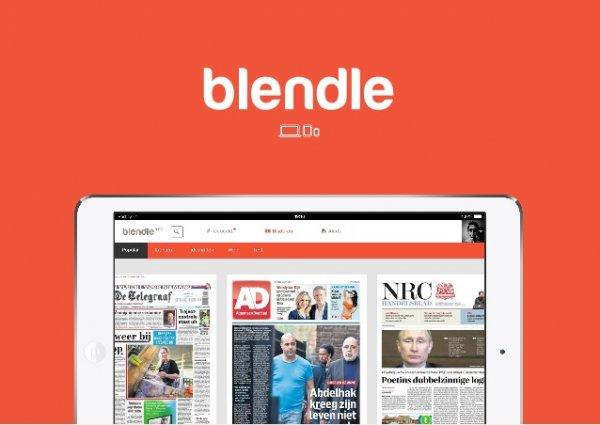 2,50 € Guthaben für Zeitungskiosk blendle.com