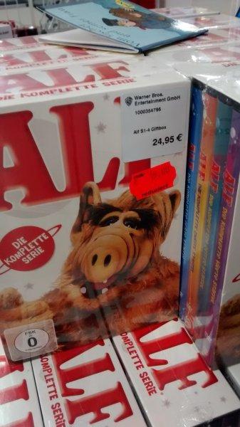 Real Landshut - Alf - Die komplette Serie auf 16 DVDs für 19,00€