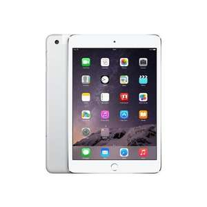 Apple iPad Mini 3 Retina Wi-Fi Cellular 64GB Silver @Misco