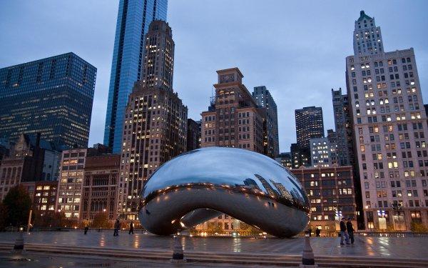 Bremen/Berlin/Hannover - Chicago mit Delta/KLM ab 288€