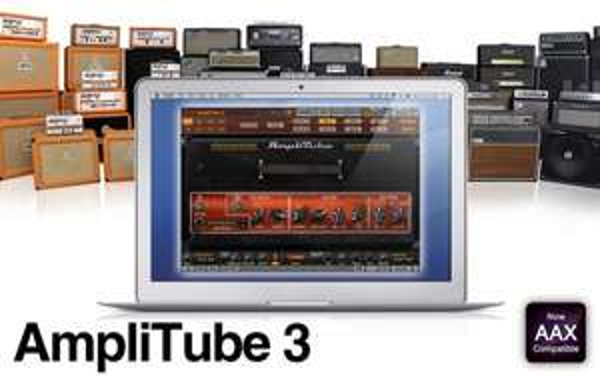 IK Multimedia AmpliTube 3