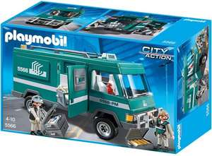 Playmobil™ - Geldtransporter (5566) ab €18.- [@Real.de]