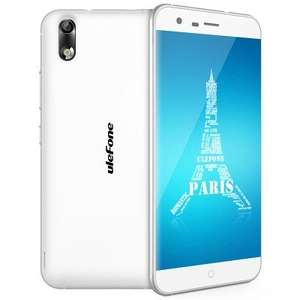 Ulefone PARIS - Octacore mit 1,3 Ghz - 13.0 MP Kamera - Android 5.1 - Deutschland LTE Support