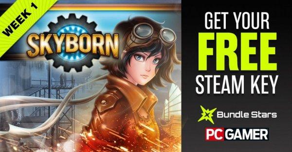[Steam via PCGamer] Skyborn (Facebook benötigt) 250.000 Keys kostenlos statt 14,99 €