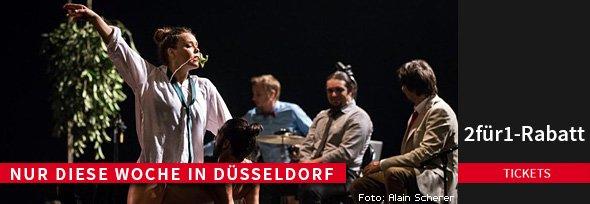 """Düsseldorf : 2 Tickets für den Preis von 1  :  15 -17.9 - Flamenco in Perfektion: Rocío Molina mit """"Bosque Ardora"""" @ Westticket"""