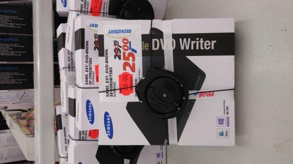 [46483 - real Markt] Samsung Ext. DVD Brenner